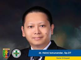 dr. Helmi Ismunandar, Sp.OT